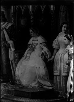 Isabel la Católica, Reina de España, pintura de caballete