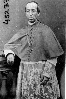 Clemente de Jesús Munguía, arzobispo de Michoacán