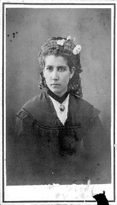 """""""Rosa Velarde"""", retrato"""