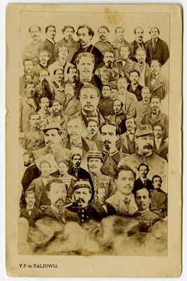 Prisioneros mexicanos de guerra por los franceses