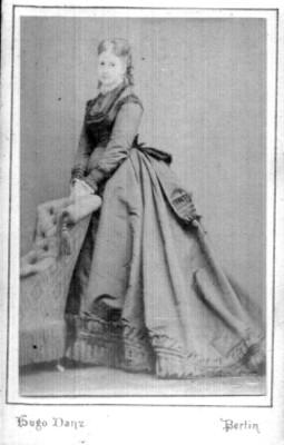 "María Luisa Alejandra Carolina de Hohenzollern-Sigmaringen, ""princesa de Bélgica"""