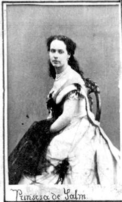 "Agnes Elizabeth Winona Leclerc ""Princesa de Salm"""