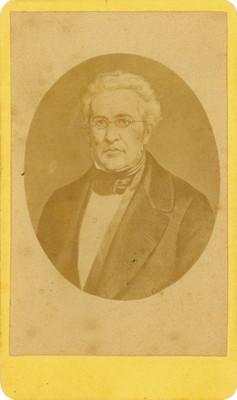 D. Lúcas Alaman, retrato