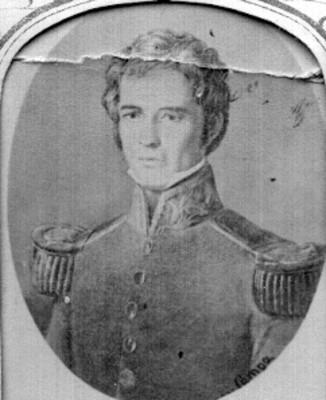 General D. Guadalupe Victoria, retrato