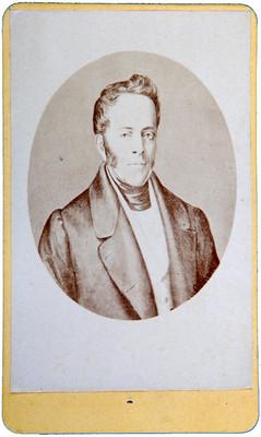 General Don Manuel Gomez Pedraza, retrato