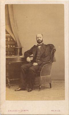 José María Iglesias, retrato