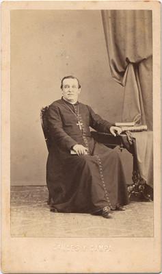 Pelagio Antonio Labastida y Dávalos, retrato