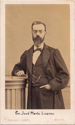 José María Linares, retrato