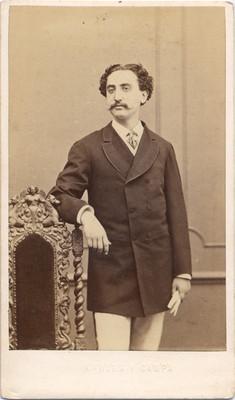 Juan Antonio Mateos, retrato