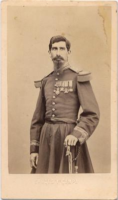 José María Gálves, retrato