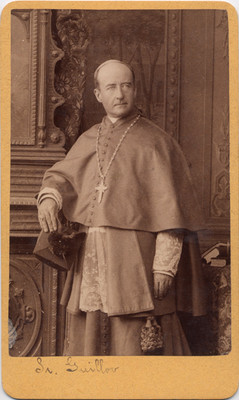 Eulogio Guillón, obispo de Oaxaca