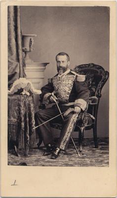 General L. Márquez, retrato