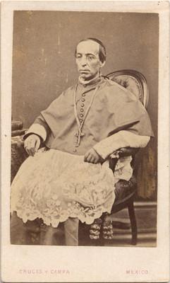 Obispo, retrato