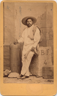 Mecapalero, retrato