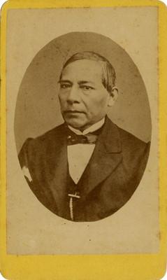 Benito Juárez, retrato