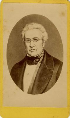 Lucas Alamán, retrato