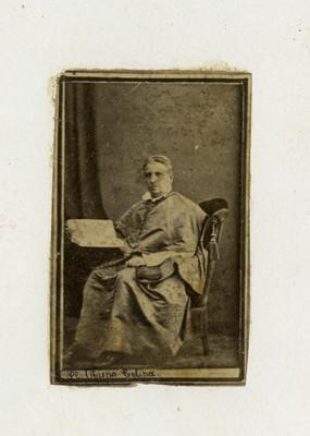 Obispo Colina, retrato