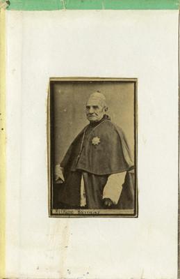 Obispo Barrajaz, retrato