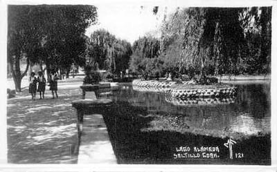 Lago Alameda, Saltillo Coah
