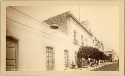 """""""Prisión de Maximiliano"""", convento de las Capuchinas"""