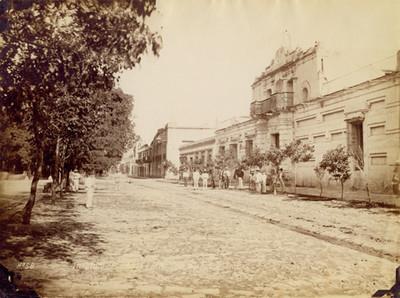 Instituto de Ciencias y Artes [en la] Calle de la Independencia
