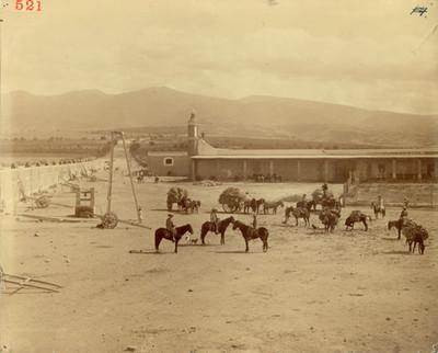 Hacienda de Zoquiapam en Puebla