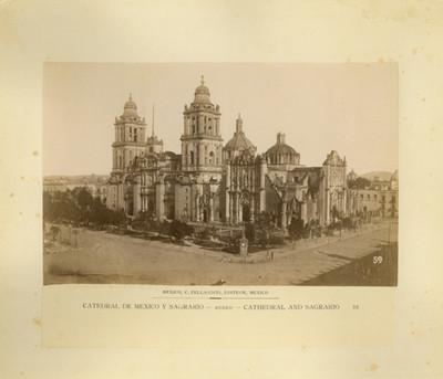 Catedral de México y Sagrario