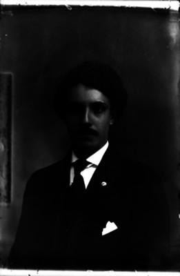 Nicasio Jurado, violinista y compositor, retrato