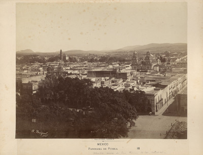 Puebla, panorámica