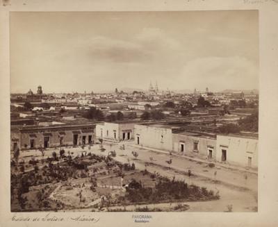 Ciudad de Guadalajara, vista general