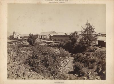 Hacienda de Guadalupe Municipalidad de Atlautla