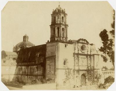 Iglesia y convento de San Fernando