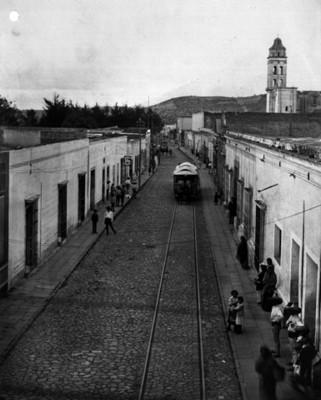 """""""Calle de Las Damas"""", Chalchicomula"""