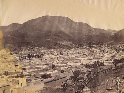Vista panorámica de la ciudad de Pachuca