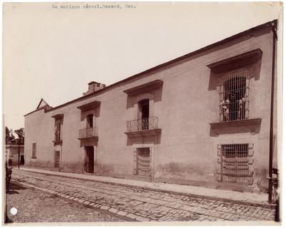 Cárcel de Oaxaca
