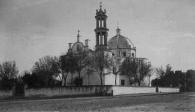 "Iglesia de Santa Guadalupe, ""5213. Church of Santa Guadalupe. Chihuahua"""