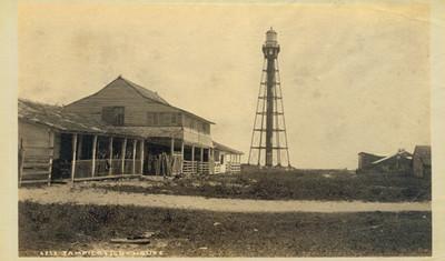 "Faro de Tampico, ""6259. Tampico Light house"""
