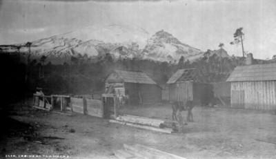 5624. Cabins at Tlamacas