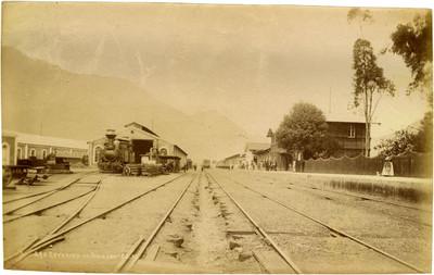 Estación del Ferrocarril Mexicano en Orizaba, Veracruz