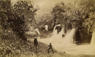 """Cascadas en los alrededores de """"Orizaba"""""""