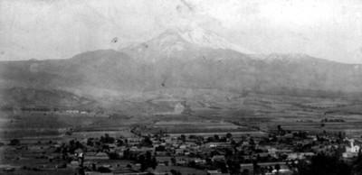 """5621. Popocatépetl from Sacramonte"" [sic]"