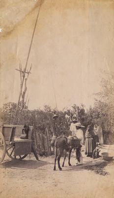 """Aguadores, """"5244. Salamanca. Water carriers"""""""