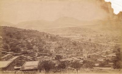 Guanajuato desde el panteón