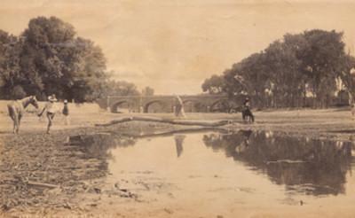 """Vista al río en Lagos de Moreno, """"6287. River view at lagos"""""""