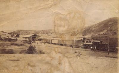 """""""113. Estación de Marfil FC Central"""", vista parcial"""