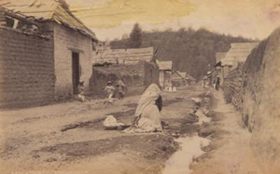 "Calle en Amecameca, ""6471. Street in Amecameca"""