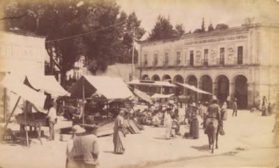 Plaza de Tacubaya