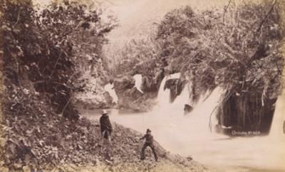 Cascadas en los alrededores de Orizaba