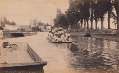 6442. Canal de La Viga
