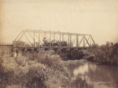 Puente del F. C. Nacional [en] Acambaro